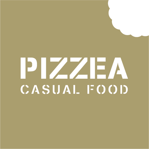 PIZZEA – CASUAL FOOD Logo